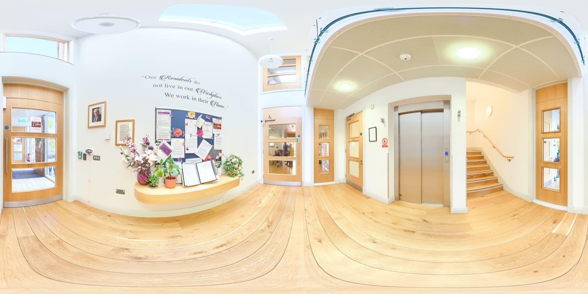 Abbeyfield Care Homes – Nicholas House