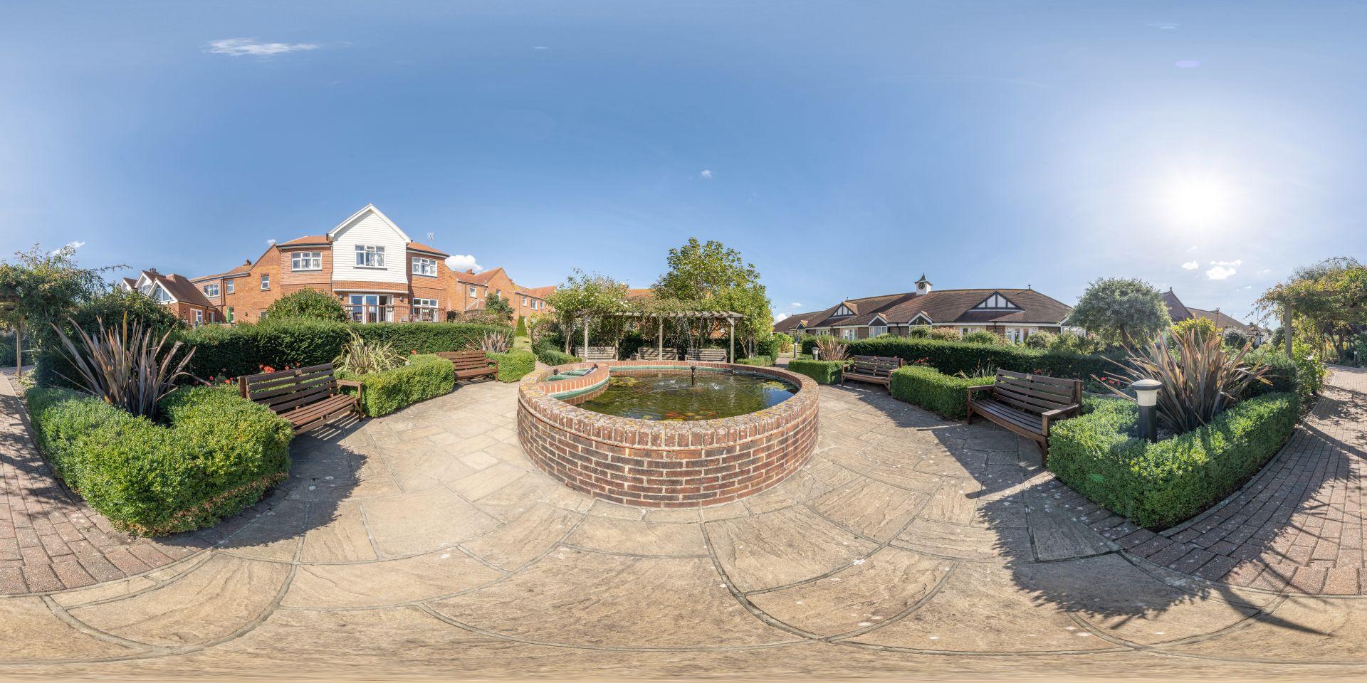 Queen Alexandra Cottage Homes – Eastbourne