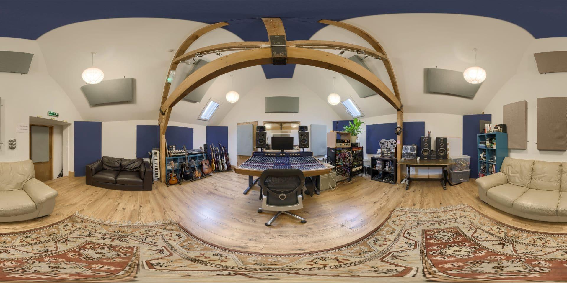 Brighton Road Recording Studios – 360 Virtual Tour
